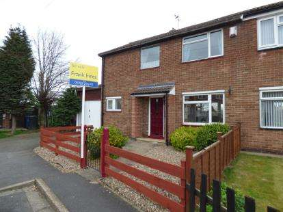 3 Bedrooms Semi Detached House for sale in Whitehurst Street, Allenton, Derby, Derbyshire