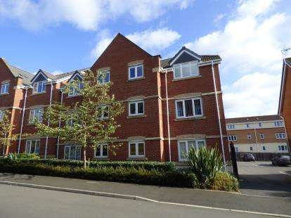 2 Bedrooms Flat for sale in Trinity Road, Edwinstowe, Mansfield, Nottinghamshire