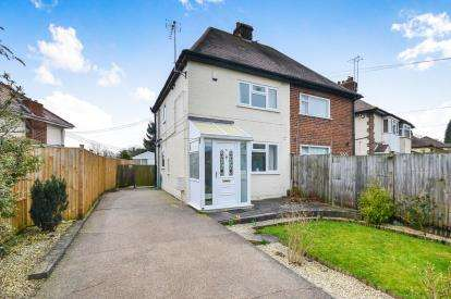 2 Bedrooms Semi Detached House for sale in Kighill Lane, Ravenshead, Nottingham