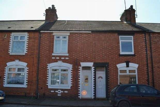 3 Bedrooms Terraced House for sale in Orchard Street, St James, Northampton NN5 5EP