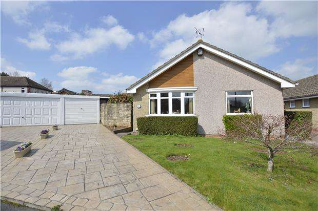 2 Bedrooms Detached Bungalow for sale in Abbeydale, Winterbourne, BRISTOL, BS36 1LW
