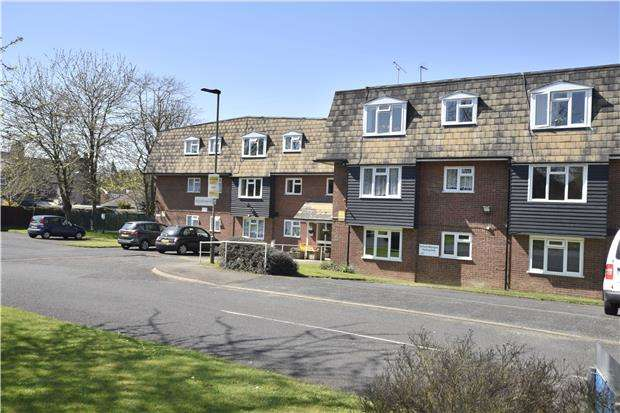 1 Bedroom Flat for sale in Brantwood Way, ORPINGTON, Kent, BR5 3WB