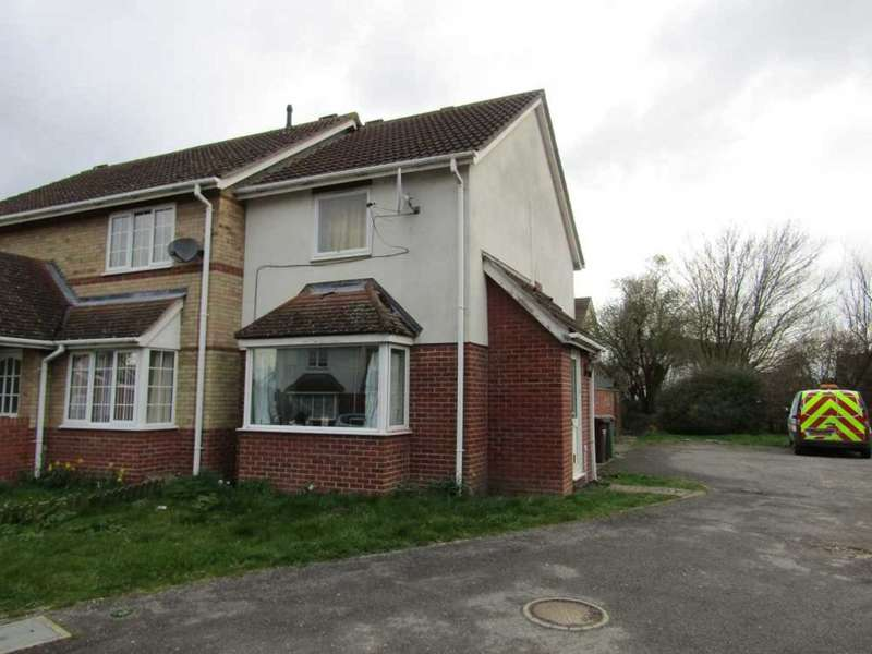 2 Bedrooms End Of Terrace House for sale in Meadow Close, Chatteris