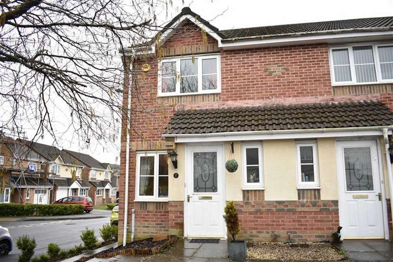 2 Bedrooms End Of Terrace House for sale in Pen Y Pwll, Pontarddulais