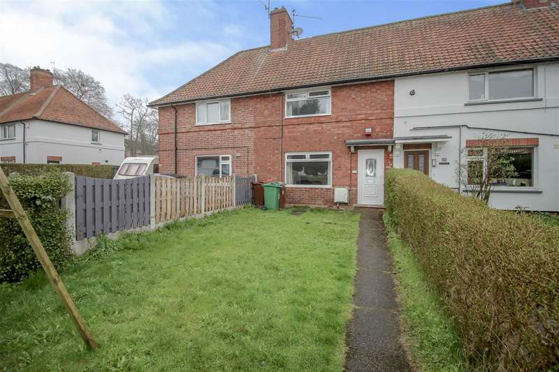 2 Bedrooms Terraced House for sale in Arden Close, Lenton Abbey