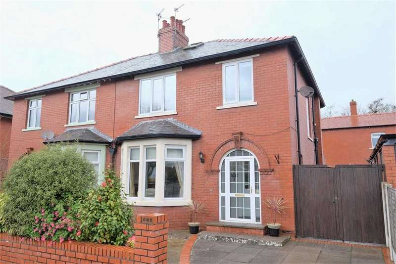 4 Bedrooms Semi Detached House for sale in Upper Westby Street, Lytham