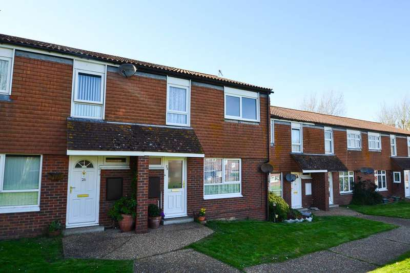 3 Bedrooms Terraced House for sale in Kirkstall Close, Eastbourne