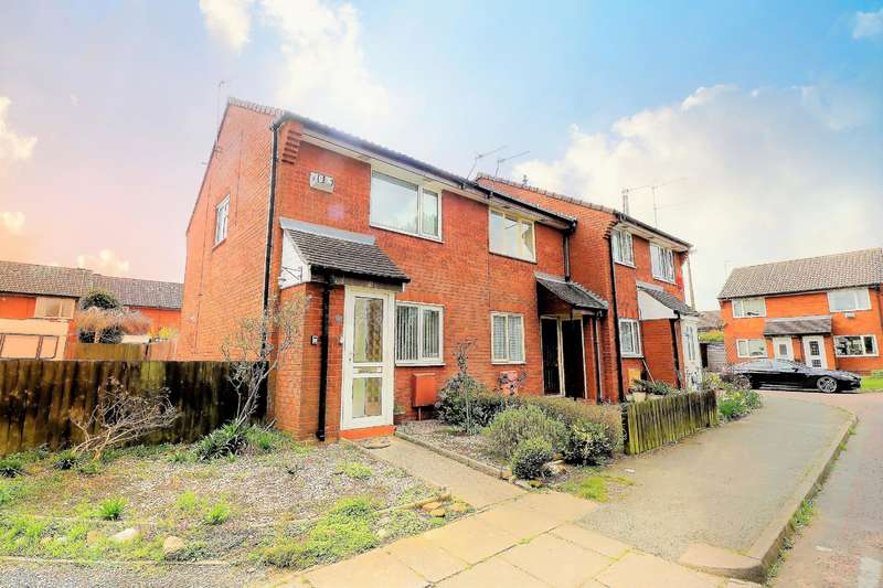 2 Bedrooms Semi Detached House for sale in Ross Tower Court, Wallasey, CH45 1NX