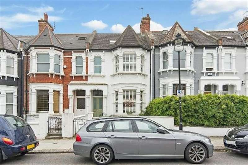 6 Bedrooms Terraced House for sale in Hillfield Road, London, NW6 1PZ