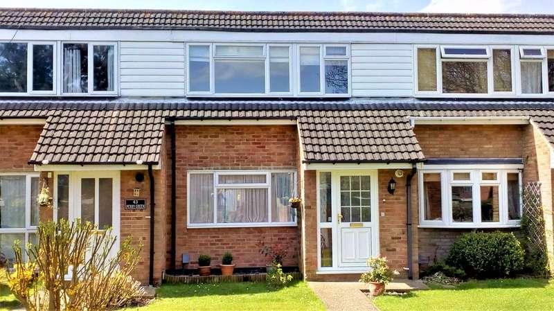3 Bedrooms Terraced House for sale in Perry Green, Hemel Hempstead