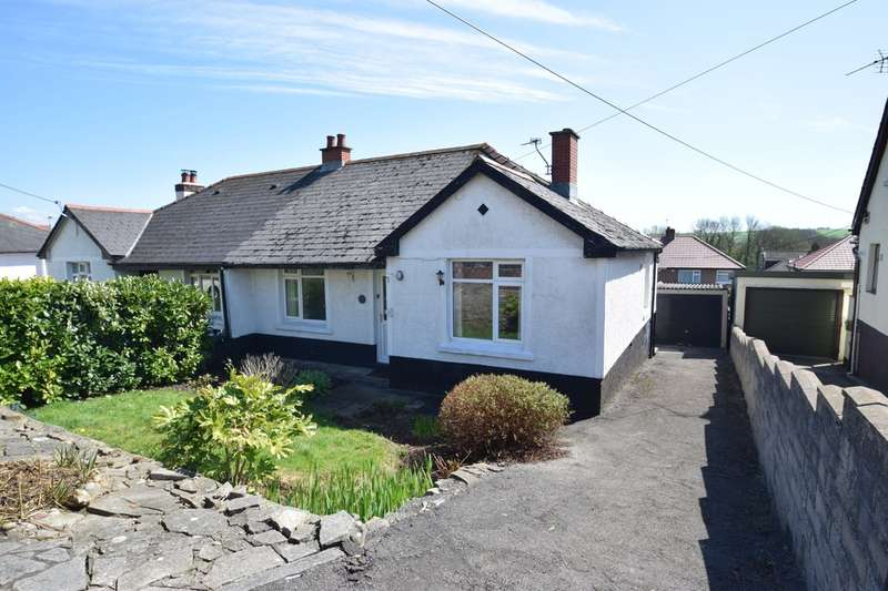2 Bedrooms Semi Detached Bungalow for sale in 40 Wyndham Crescent, Bridgend, Bridgend County Borough, CF31 3DN
