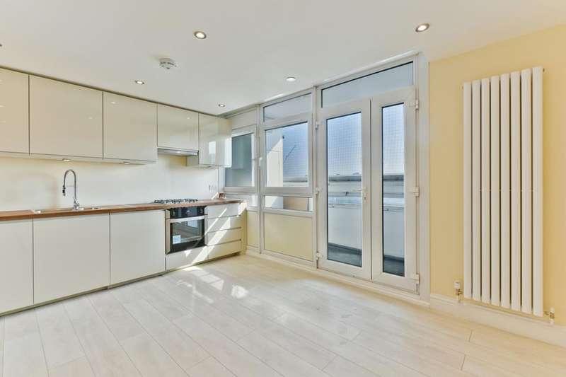 1 Bedroom Flat for sale in Elmslie Point, Leopold Street, London E3