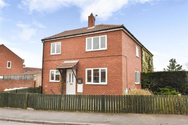 3 Bedrooms Semi Detached House for sale in Kent Road, Selby, YO8 4YF
