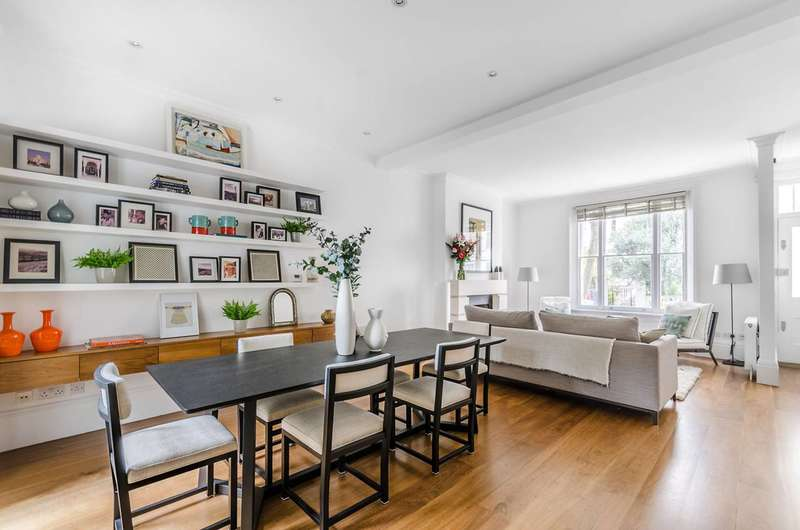 5 Bedrooms House for sale in Fernshaw Road, Chelsea, SW10