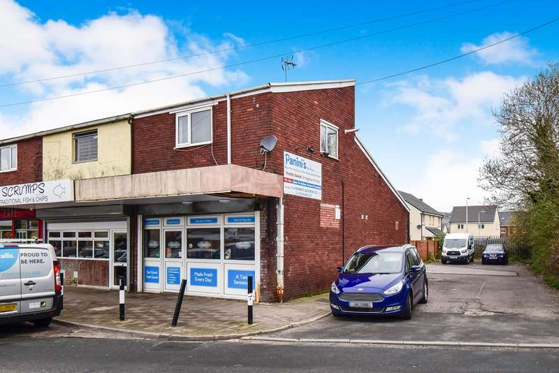 1 Bedroom Commercial Property for sale in Dyffryn Road, Rhydyfelin, Pontypridd, CF37