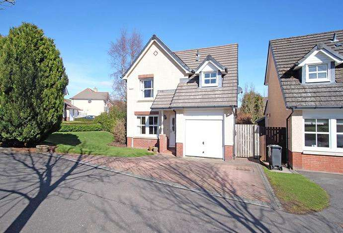 3 Bedrooms Detached House for sale in 1 Edderston Ridge Lane, Peebles, EH45 9NE