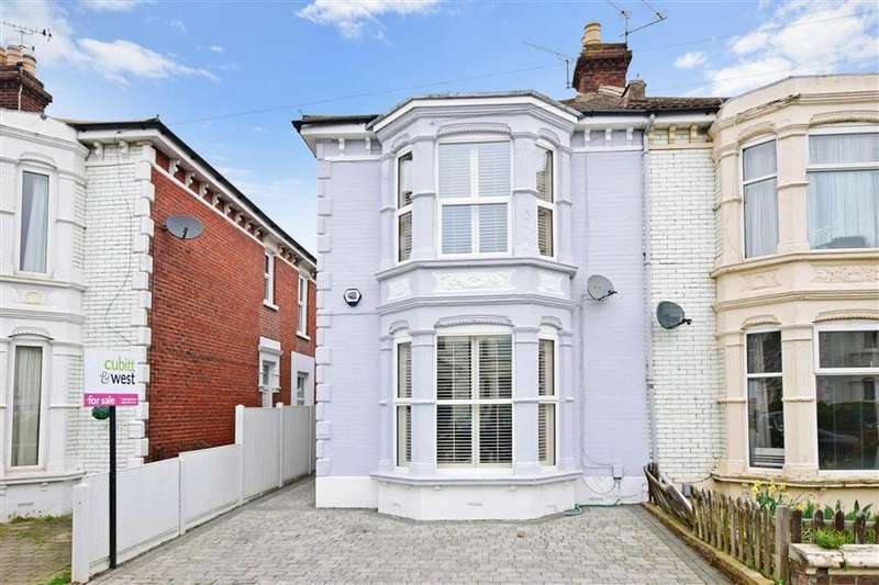 3 Bedrooms Semi Detached House for sale in Laburnum Grove, Portsmouth, Hampshire
