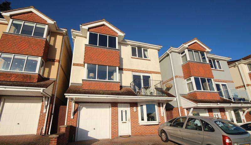 4 Bedrooms Detached House for sale in Sutton Mews, Torquay