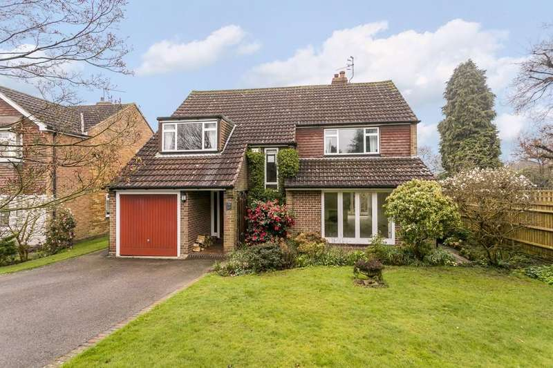 4 Bedrooms Detached House for sale in Great Bounds Drive, Tunbridge Wells