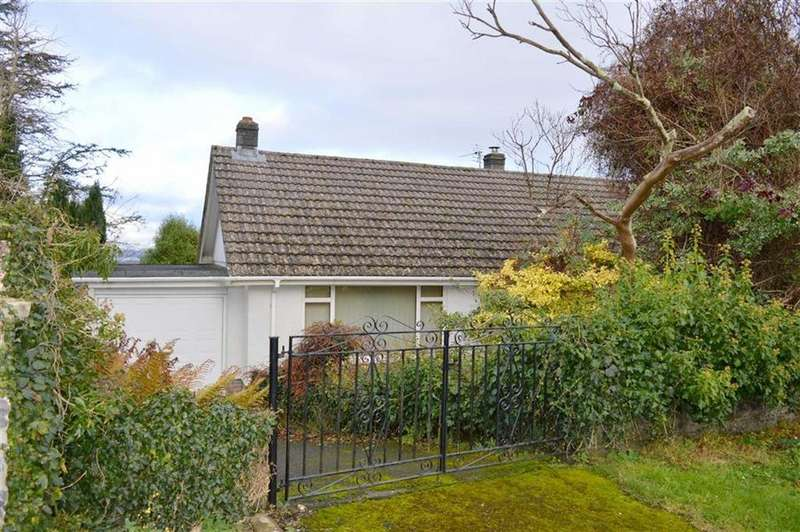 3 Bedrooms Detached Bungalow for sale in Malt Hall, Llanrhidian, North Gower