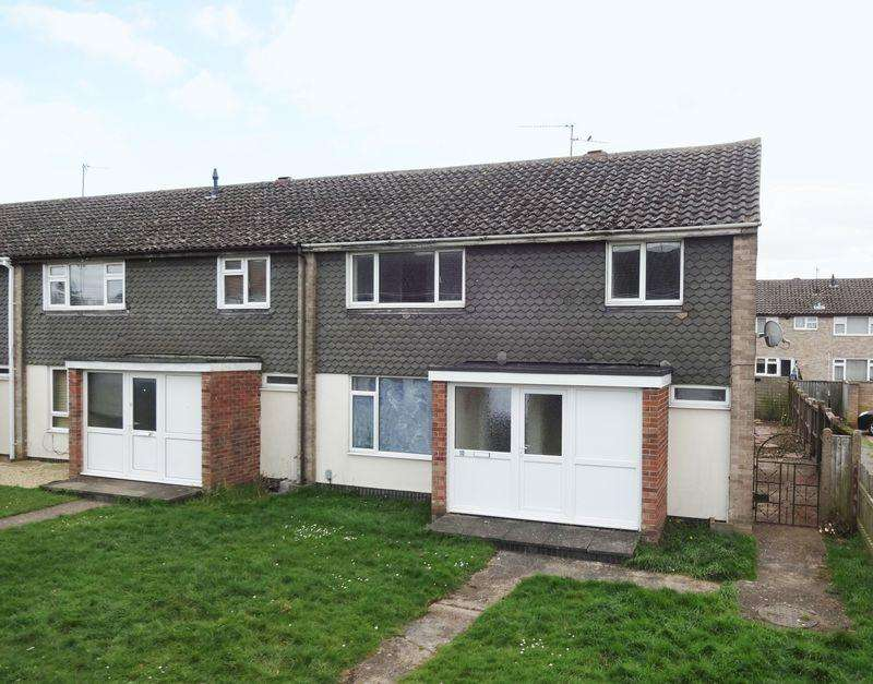 4 Bedrooms Semi Detached House for sale in Cam Close, Corby