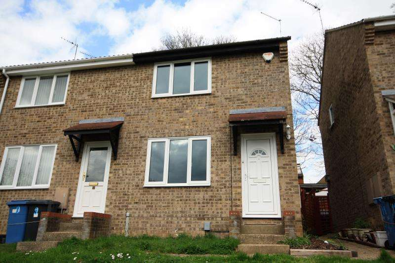 2 Bedrooms End Of Terrace House for rent in Acer Grove, Ipswich, Suffolk