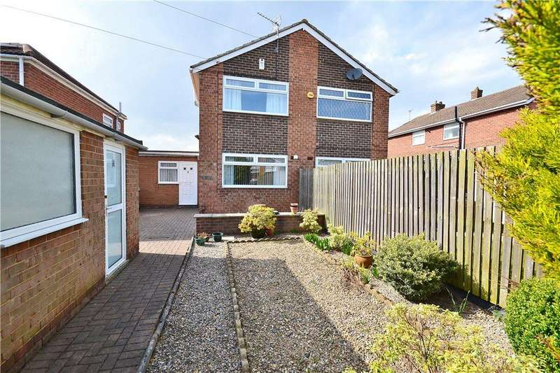 3 Bedrooms Semi Detached House for sale in Washington Grove, Norton, Stockton-On-Tees