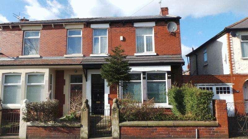 5 Bedrooms Semi Detached House for sale in Ribbleton Avenue, Preston