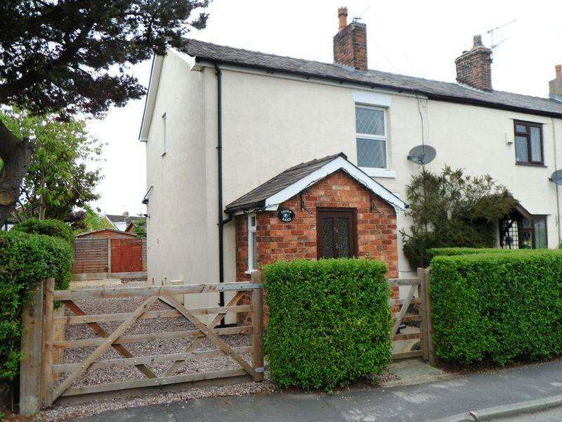 2 Bedrooms Terraced House for sale in Liverpool Old Road, Much Hoole, Preston