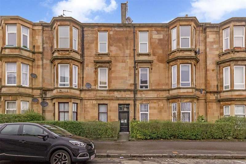 2 Bedrooms Flat for sale in 1/1, 4 Leven Street, Glasgow, Lanarkshire, G41