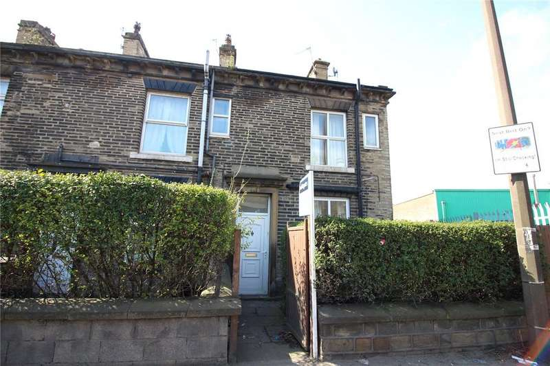 2 Bedrooms End Of Terrace House for sale in Wakefield Road, Brighouse, HD6