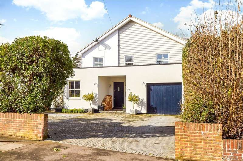 6 Bedrooms Detached House for sale in Robyns Way, Sevenoaks, Kent, TN13