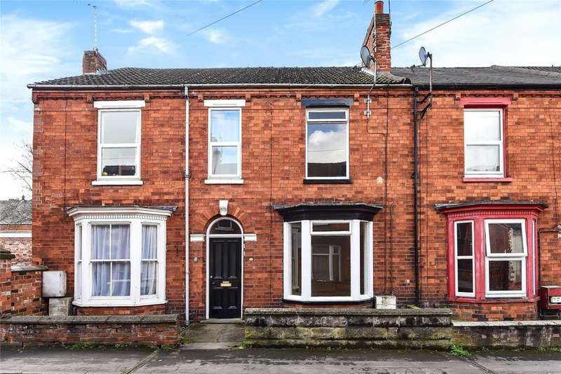 2 Bedrooms Terraced House for sale in Gaunt Street, Lincoln, LN5