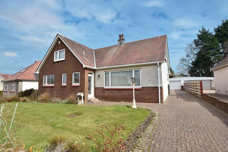 4 Bedrooms Detached Villa House for sale in 3 Craigstewart Crescent, Alloway, KA7 4DB