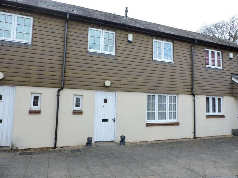 3 Bedrooms Terraced House for sale in Cracklewood Close