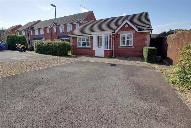 2 Bedrooms Detached Bungalow for sale in The Lawns, Stonehouse, Gloucestershire
