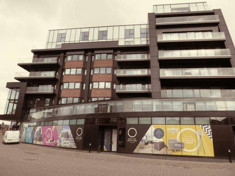 2 Bedrooms Flat for rent in Brayford Wharf North, Lincoln