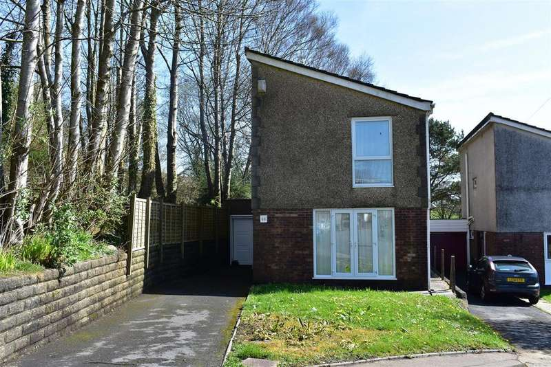 2 Bedrooms Detached House for sale in Gellifawr Road, Morriston, Swansea