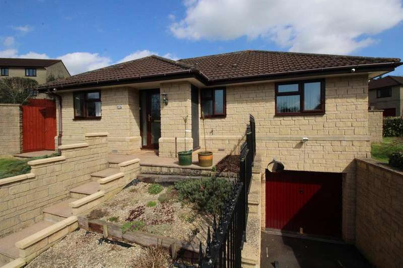 2 Bedrooms Detached Bungalow for sale in Sunnymead, Midsomer Norton, Radstock