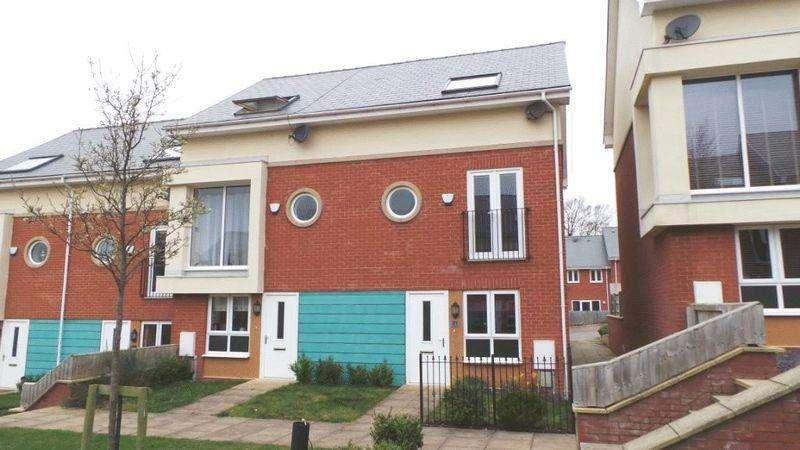 3 Bedrooms Mews House for sale in Ashton Bank Way, Ashton-on-Ribble, Preston