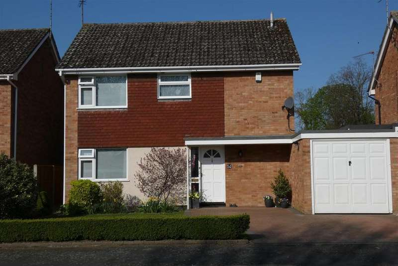 4 Bedrooms Detached House for sale in Turnstone Close, Mildenhall