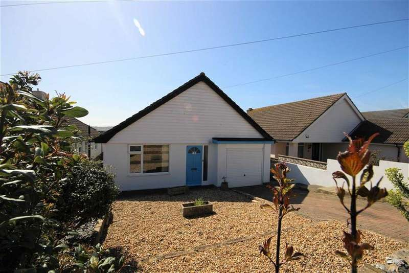 3 Bedrooms Detached Bungalow for sale in Arundel Road, Mount Pleasant, Newhaven