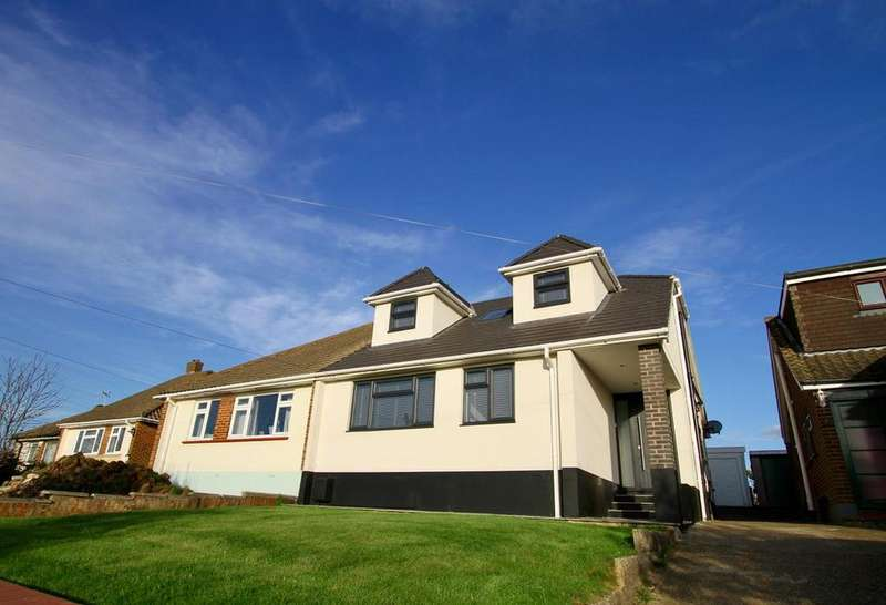 4 Bedrooms Semi Detached House for sale in Broadlands Avenue, Rayleigh