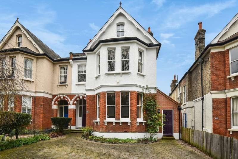 6 Bedrooms Semi Detached House for sale in Lewisham Park London SE13