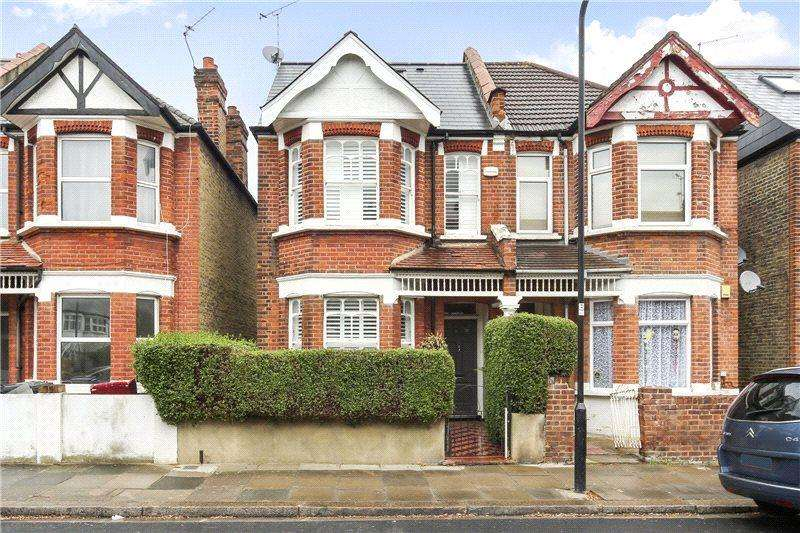4 Bedrooms Semi Detached House for sale in Valetta Road, London, W3