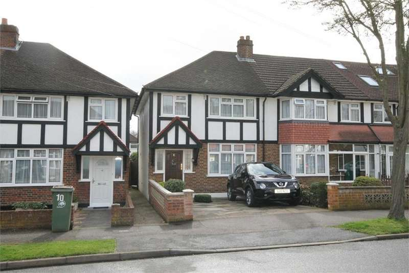 3 Bedrooms End Of Terrace House for sale in The Causeway, Carshalton, Surrey