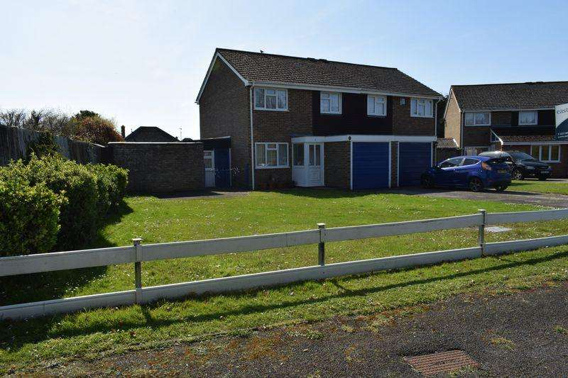 3 Bedrooms Semi Detached House for sale in Wheelers Walk, Southampton