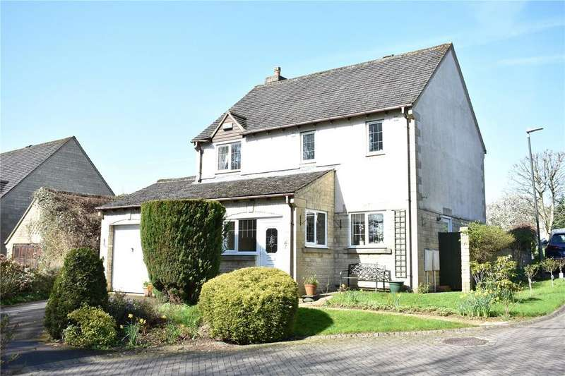 3 Bedrooms Detached House for sale in Padin Close, Chalford, Stroud, Gloucestershire, GL6