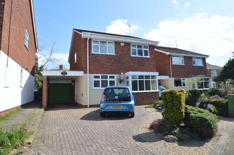 4 Bedrooms Detached House for sale in Ibstock Drive, Stourbridge