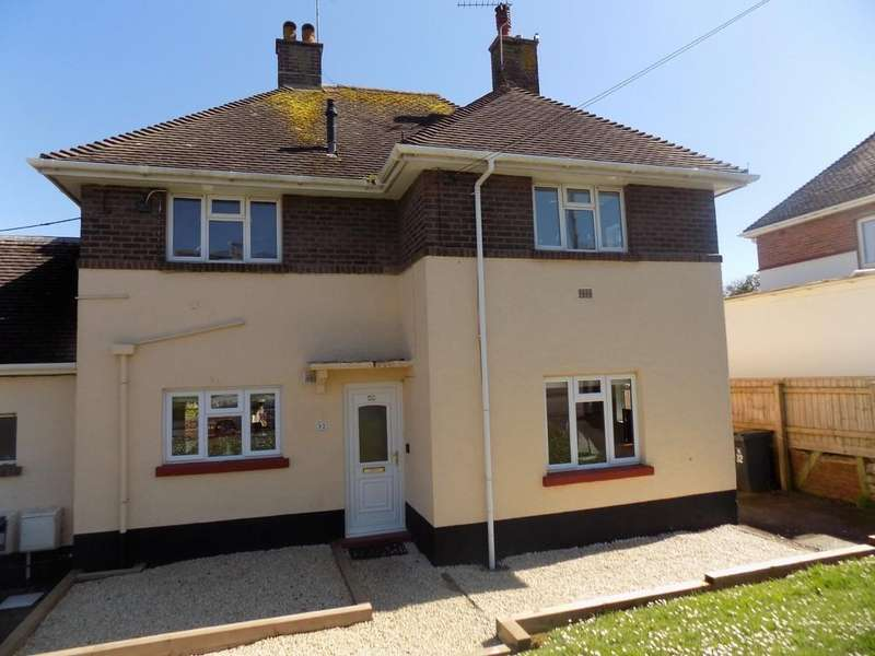 2 Bedrooms Apartment Flat for sale in Moormead, Budleigh Salterton